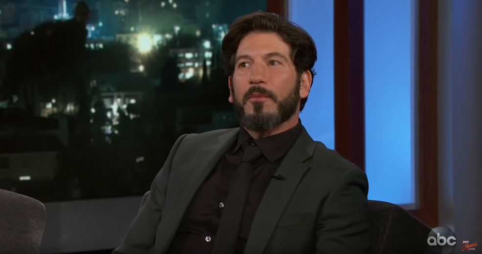 Jon Bernthal On The Punisher