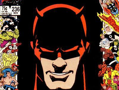Scott Braden's Lost Tales: Daredevil: The Devil's Own