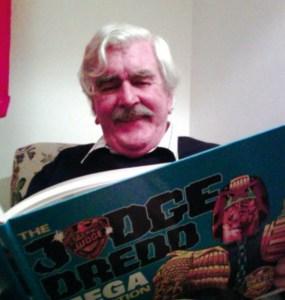 Ron Smith, 2000AD Artist, Passes Away