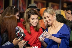 Check Out Photos From UK Gala Screening of Captain Marvel