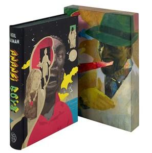 Tripwire Reviews The Folio Society's Neil Gaiman's Anansi Boys