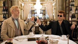 10 Things We Learnt About Good Omens TV Show