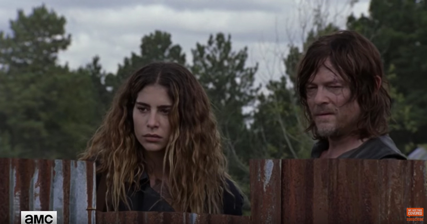 Watch A New Peek At Next Week's Episode Of The Walking Dead