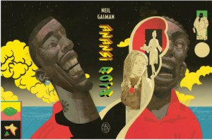 Francis Vallejo Shows Off Creating Anansi Boys Art For The Folio Society
