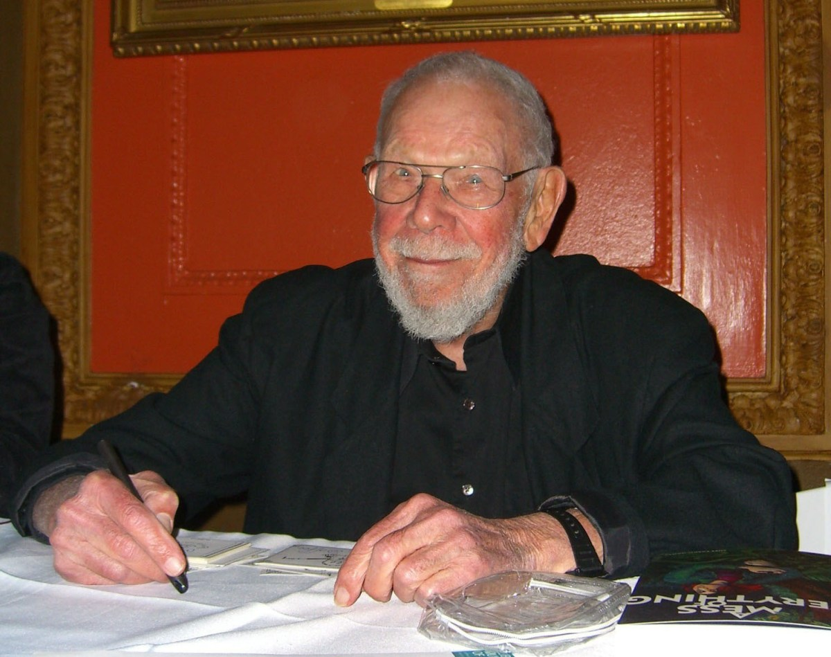 10 Things We Learnt From Mad Legend Al Jaffee