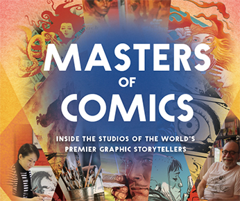 Previewing Insight's Masters Of Comics