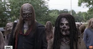 Go Behind The Scenes On The Big Fight In Episode Thirteen Of The Walking Dead