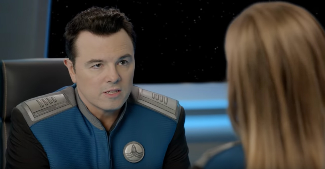 Watch A Preview For Episode Twelve Of The Orville Season Two
