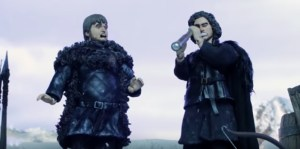 Robot Chicken's Take On Game of Thrones