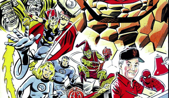 Comics Legend Joe Sinnott Announces His Retirement