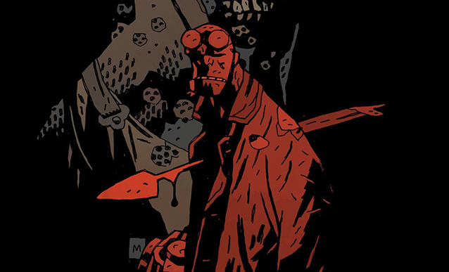 Happy 25th Anniversary Hellboy