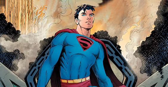 Frank Miller & John Romita Jr's Superman: Year One Arrives In Comic Shops This June