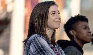 Katelyn Nacon Talks The Walking Dead
