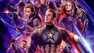 Avengers: Endgame Takes Over EW's Covers