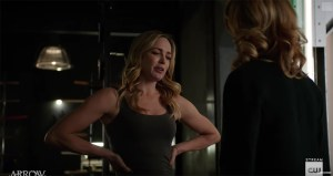 Watch A Lost Canary Scene From CW's Arrow