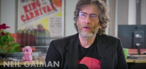 Neil Gaiman Discusses Alan Moore And Miracleman