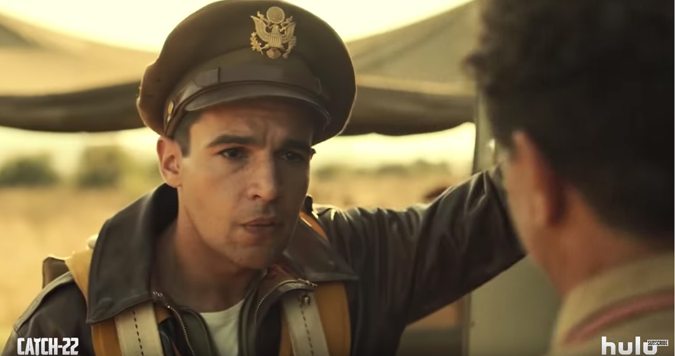 Check Out A First Proper Trailer For Hulu's Catch-22