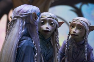 New Photos Are Here From Dark Crystal: Age Of Resistance