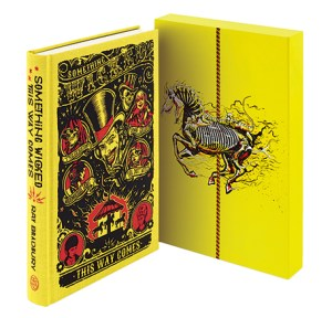 Tripwire Reviews The Folio Society's Something Wicked This Way Comes By Ray Bradbury