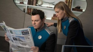 The Orville Gets Renewed For A Third Season