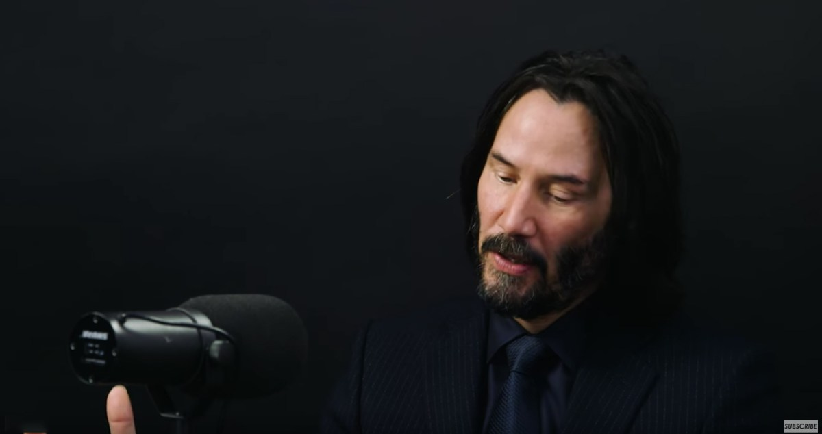 Keanu Reeves Breaks Down The Kill Count In John Wick Chapter 3: Parabellum