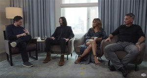Keanu Reeves And Halle Berry Talk John Wick Chapter 3: Parabellum