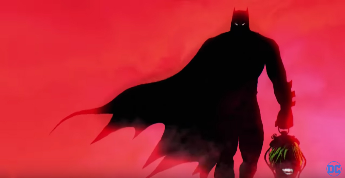 Watch A Short Trailer For Batman: Last Knight On Earth