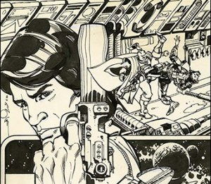 Tripwire Reviews Dynamite's  Walter Simonson's Battlestar Galactica Art Edition