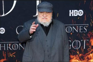 George R R Martin Coming To UK For First Time In Five Years In August
