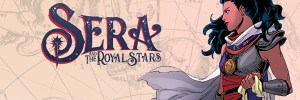 Vault Comics Announce Surprise Vault Vintage Cover For Sera And The Royal Stars #1