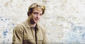 Robert Pattinson Talks The Batman