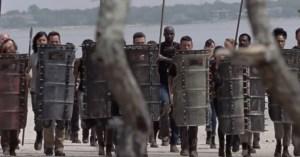 Watch A Brand New Behind The Scenes Featurette On The Walking Dead Season 10 Premiere