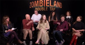 Watch A Q And A For Zombieland: Double Tap With Its Cast And Director