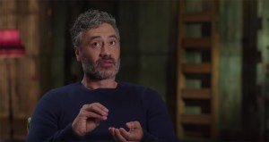 Watch A New Behind The Scenes Video On Taika Waititi's Jojo Rabbit