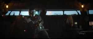A New Teaser For Disney's The Mandalorian Is  Here
