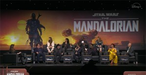 Watch A Live Stream Q and A On The Mandalorian