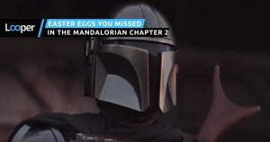 Easter Eggs You May Have Missed From The Mandalorian's Second Episode