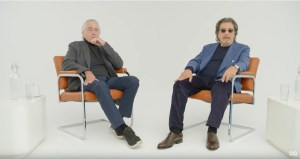 Robert De Niro And Al Pacino Talk Their Movies For GQ