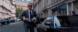 A Tease For The James Bond Trailer Is Here