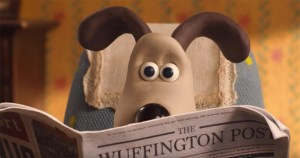Watch Wallace And Gromit's DFS Christmas Advert