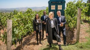 Chris Chibnall Talks The New Series Of Doctor Who