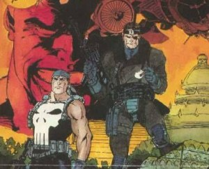 Scott Braden's Lost Tales: Gregory Wright And Jim Lee's Punisher/ Nick Fury