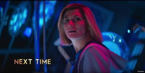 Previewing The Next Episode Of Doctor Who