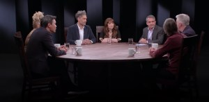 Watch A Writer's Roundtable From The Hollywood Reporter