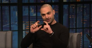Michael Mando Discusses The Fate Of Nacho In Better Call Saul To Seth Meyers