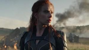 Disney Puts Black Widow Back
