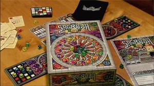 Tripwire Reviews Sagrada Board Game