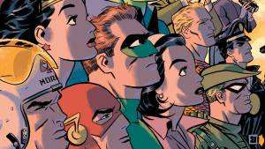 The 100 Graphic Novels You Should Read While Stuck Inside: Day Seven: DC The New Frontier