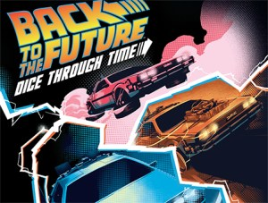 Ravensburger To Launch New Back To The Future Dice Game This Summer