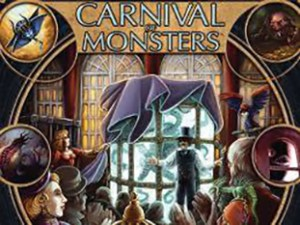 Tripwire Reviews Board Game Carnival Of Monsters